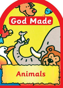9781857922905-God Made Animals-Macleod, Una