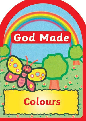 9781857922912-God Made Colours-Macleod, Una
