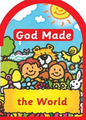 9781857922929-God Made the World-Macleod, Una