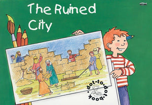9781857923087-Bible Events: The Ruined City (Dot to Dot Colouring Book)-Mackenzie, Carine