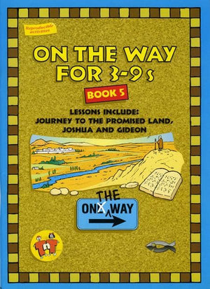 9781857923254-On the Way for 3-9s: Book 05-Blundell, Trevor and Blundell, Thalia