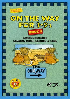 9781857923261-On the Way for 3-9s: Book 06-Blundell, Trevor and Blundell, Thalia