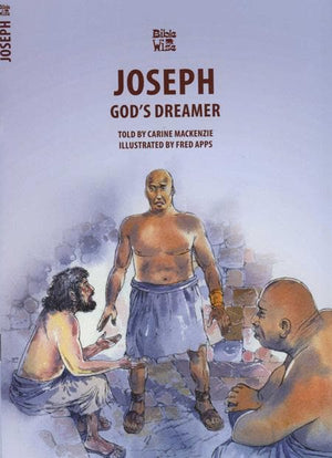 9781857923438-Bible Wise: Joseph: God's Dreamer-Mackenzie, Carine