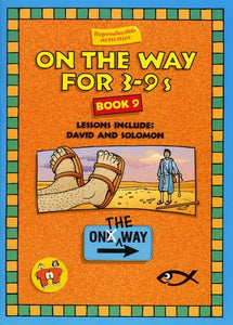 9781857924046-On the Way for 3-9s: Book 9-Blundell, Trevor and Blundell, Thalia