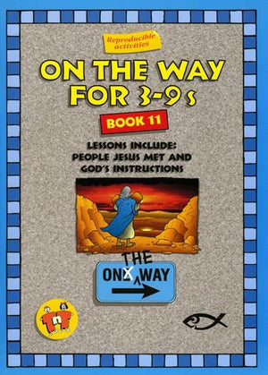 9781857924060-On the Way for 3-9s: Book 11-Blundell, Trevor and Blundell, Thalia