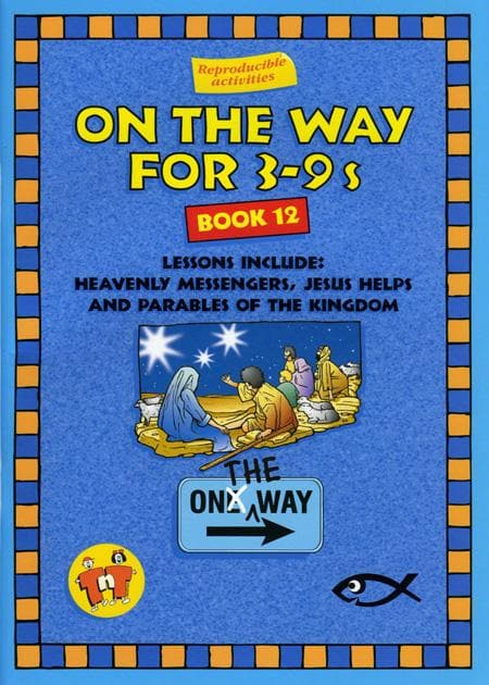 9781857924077-On the Way for 3-9s: Book 12-Blundell, Trevor and Blundell, Thalia