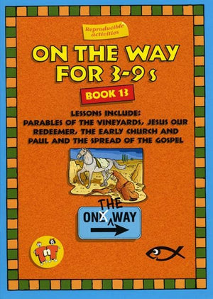 9781857924084-On the Way for 3-9s: Book 13-Blundell, Trevor and Blundell, Thalia