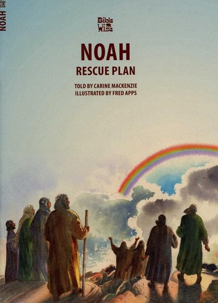 9781857924664-Bible Wise: Noah: Rescue Plan-Mackenzie, Carine