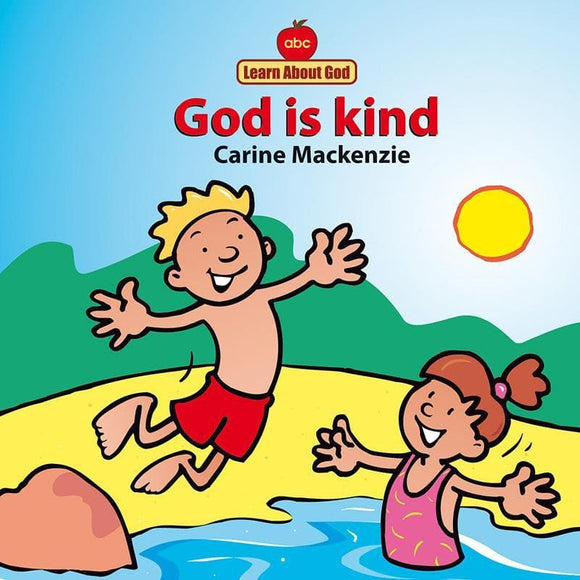 9781857924763-God Is Kind-Mackenzie, Carine
