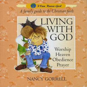 9781857925326-Living with God (I Can Know God)-Gorrell, Nancy