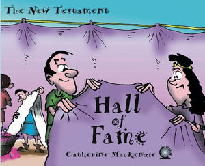 9781857925463-Hall of Fame: The New Testament-Mackenzie, Catherine