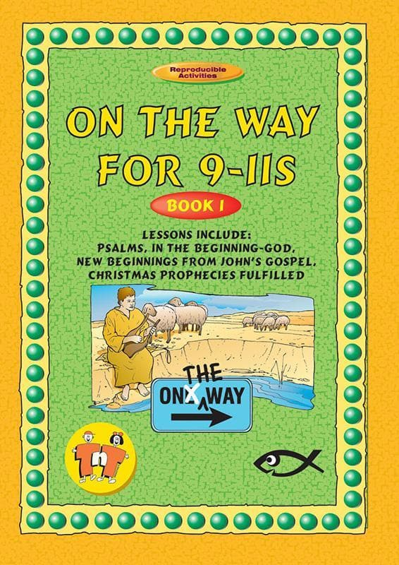 9781857925517-On the Way for 9-11s: Book 01-Jackman, David (editor)