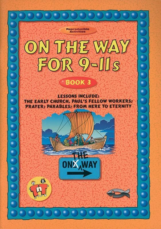 9781857925531-On the Way for 9-11s: Book 03-Jackman, David (editor)