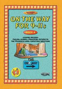 9781857925548-On the Way for 9-11s: Book 04-Jackman, David (editor)