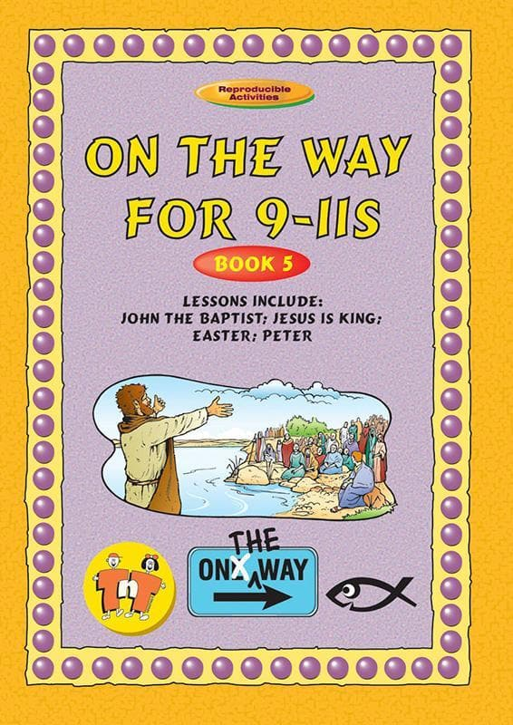 9781857925555-On the Way for 9-11s: Book 05-Jackman, David (editor)
