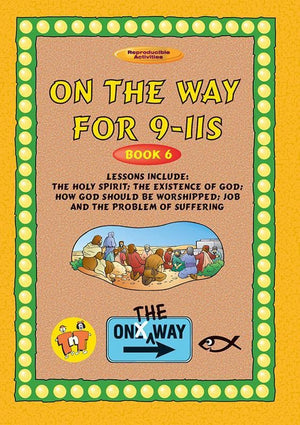 9781857925562-On the Way for 9-11s: Book 06-Jackman, David (editor)