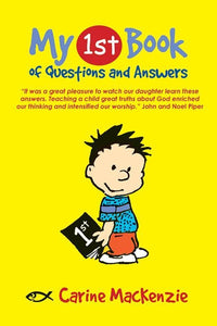 9781857925708-My 1st Book of Questions and Answers-Mackenzie, Carine