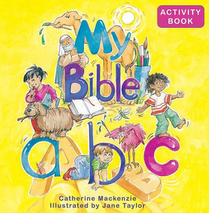 9781857926057-My Bible ABC Activity Book-Mackenzie, Catherine