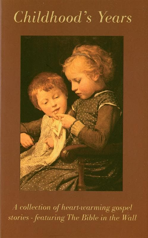 9781857927139-CF Childhood's Years: A Collection of Heart-warming Gospel Stories-Various