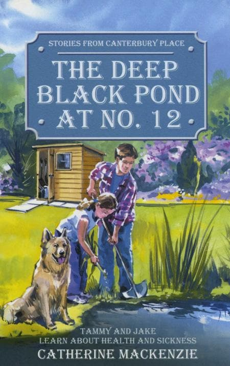 9781857927337-Deep Black Pond at No.12 (Stories from Canterbury Place)-Mackenzie, Catherine