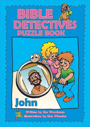 9781857927597-Bible Detectives: John-Woodman, Ros