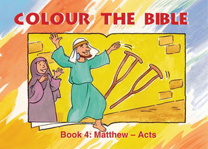 9781857927641-Colour the Bible Matthew-Acts-Mackenzie, Carine
