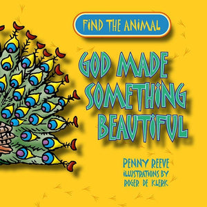 9781857927733-God Made Something Beautiful-Reeve, Penny