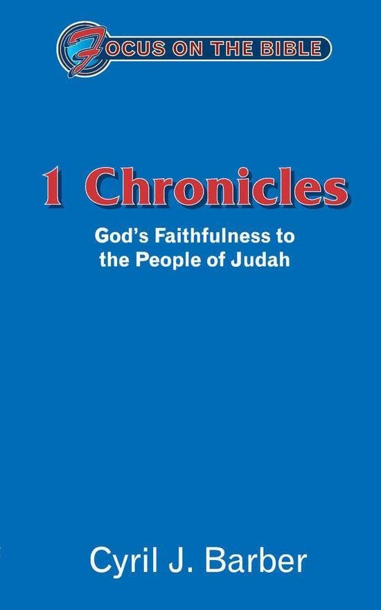 1 Chronicles: God's Faithfulness to the People of Judah