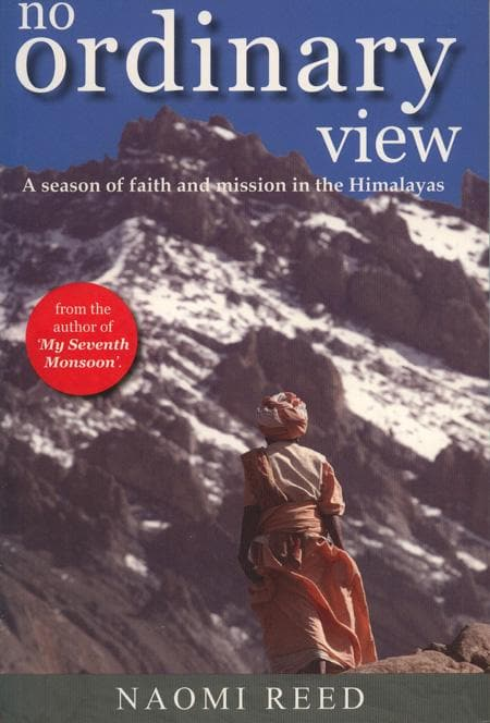 9781860248436-No Ordinary View: A Season of Faith and Mission in the Himalayas-Reed, Naomi