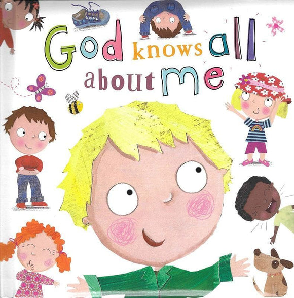 9781860249501-God Knows All About Me-Page, Claire