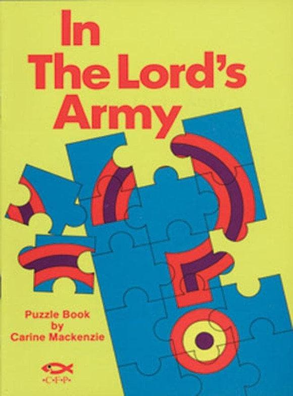 In the Lord's Army: A Puzzle book
