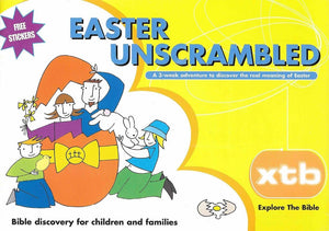 9781873166895-XTB Easter Unscrambled-Mitchell, Alison