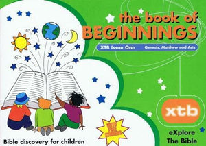 9781873166932-XTB 01 The Book of Beginnings-Mitchell, Alison