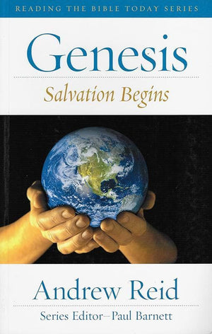 9781875861835-RTBT Genesis: Salvation Begins-Reid, Andrew