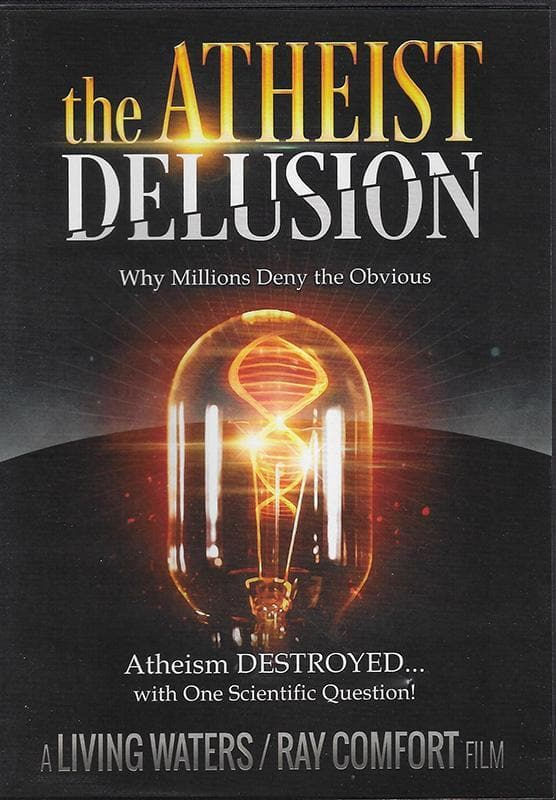 9781878859358-Atheist Delusion, The: Why Millions Deny the Obvious-Comfort, Ray