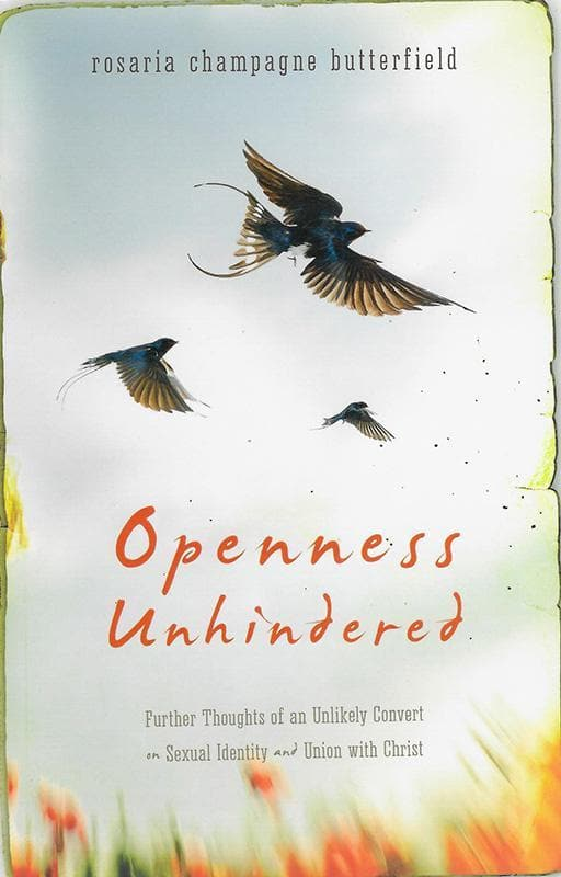 9781884527999-Openness Unhindered: Further Thoughts of an Unlikely Convert on Sexual Identity and Union with Christ-Butterfield, Rosaria Champagne