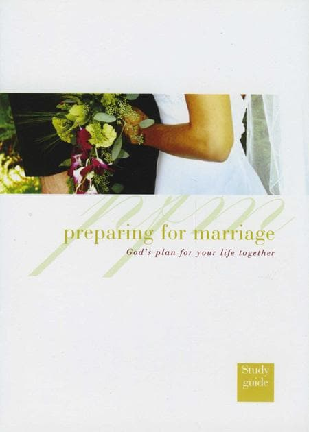 9781905564231-Preparing for Marriage Study Guide-Jackson, Pete