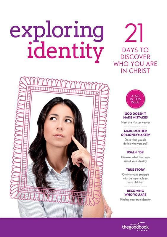 9781905564286-Exploring Identity: 21 days to discover who you are in Christ-Skull, Naomi