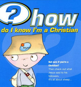 9781905564392-How Do I Know I'm a Christian-Mitchell, Alison