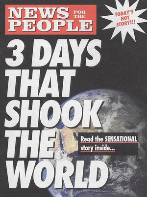 9781905564989-3 Days that Shook the World-Woodcock, Peter