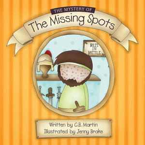9781906173890-Mystery of the Missing Spots, The: Naaman-Martin, C.B.