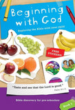 9781906334987-Beginning with God Book 1: Exploring the Bible with your child-Mitchell, Alison