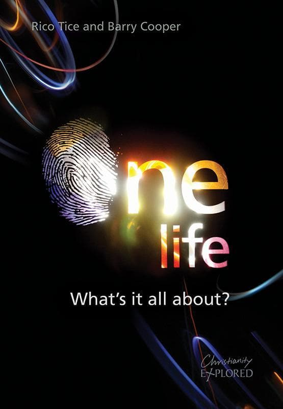 9781907377914-One Life, What's it all about-Tice, Rico; Cooper, Barry