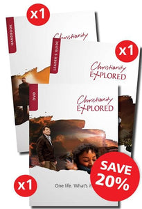 9781907377952-Christianity Explored Sample Pack-Tice, Rico