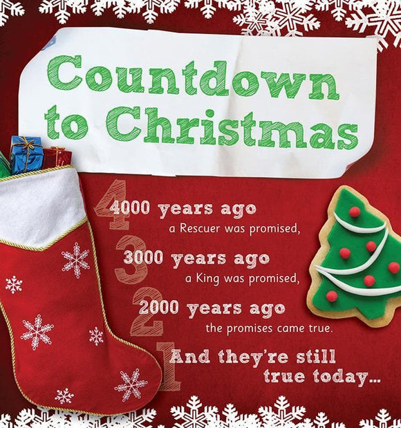 9781908317193-Countdown to Christmas-Mitchell, Alison