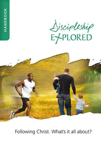 9781908317438-Discipleship Explored Handbook-Cooper, Barry