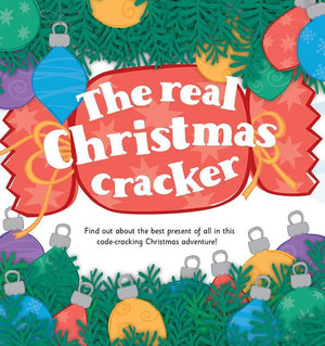 9781908317957-Real Christmas Cracker, The-Mitchell, Alison
