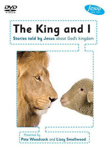 9781908762450-King and I, The DVD: Stories told by Jesus about God's kingdom-Woodcock, Pete & Smallwood, Lizzie