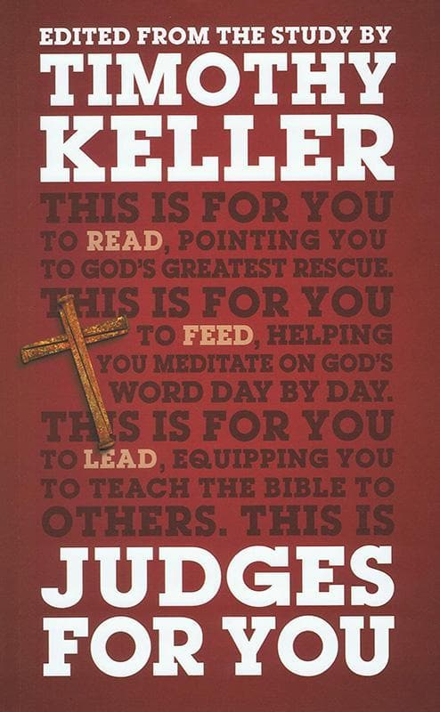 9781908762863-Judges For You-Keller, Timothy J.