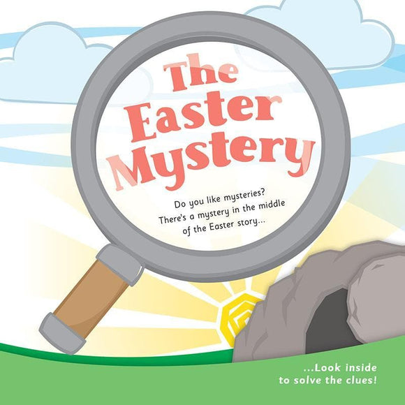 9781909559936-Easter Mystery, The-Mitchell, Alison